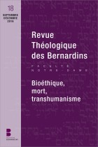 Revue théologique des Bernardins 18