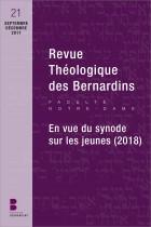 Revue théologique des Bernardins n°21