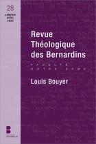 Revue théologique des Bernardins n°28