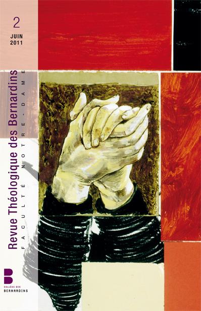 Revue théologique des Bernardins 2