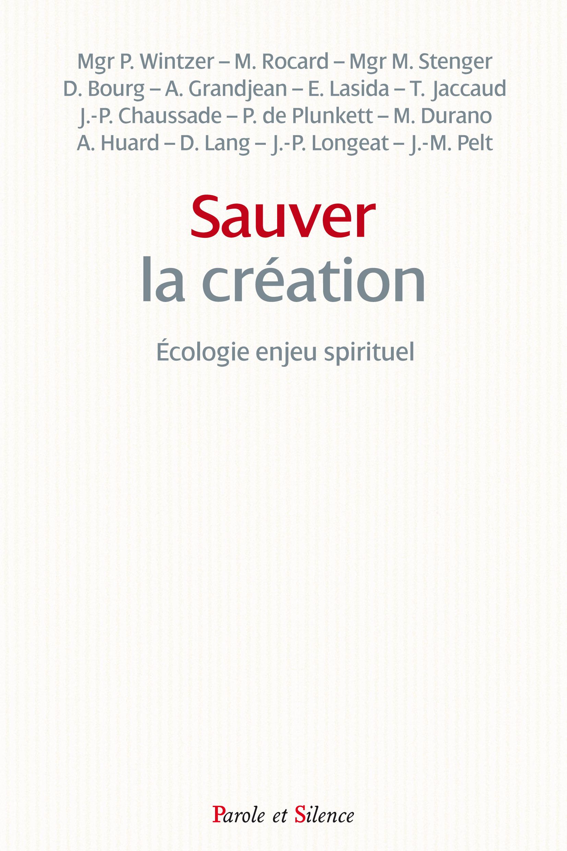 Sauver la création