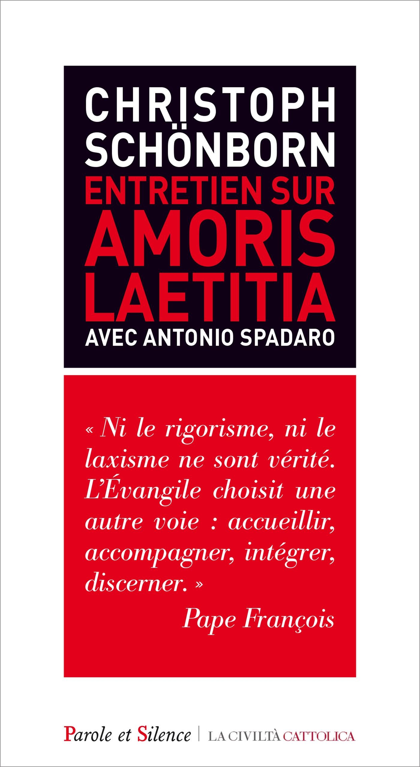 Entretien sur Amoris Laetitia