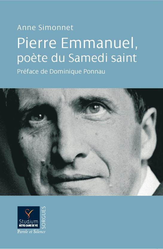 Pierre Emmanuel, poète du Samedi saint